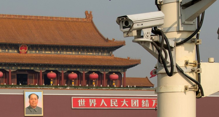 China and the Surveillance State
