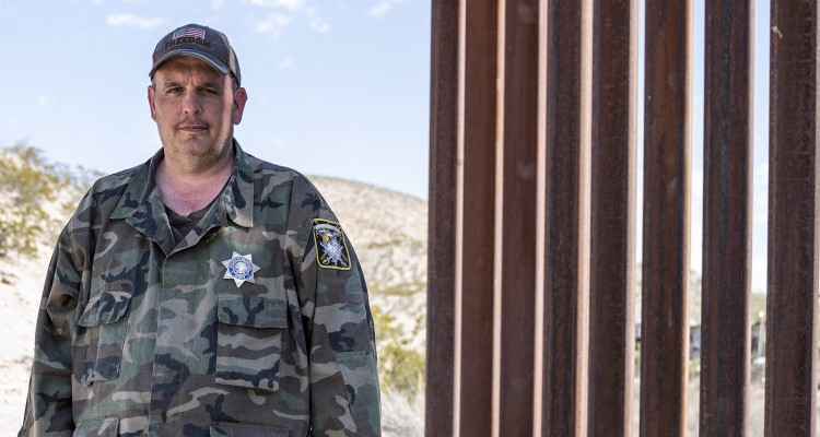 Militia Groups Taking Over at the Border