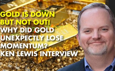 CRITICAL POINT FOR GOLD: ApMex CEO Ken Lewis Weighs the Evidence on Precious Metals Today