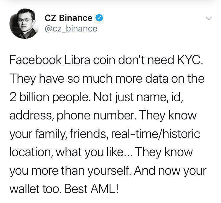 THE BIGGEST CORPORATE CRYPTOCURRENCY! Facebook Reveals Its Global Cryptocurrency: LIBRA! Let's Take a Look…