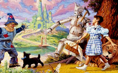 Dorothy's Silver Shoes and the Gold-to-Silver Ratio Fallacy