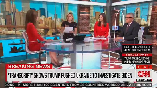 CNN Ellipses Debate Screenshot