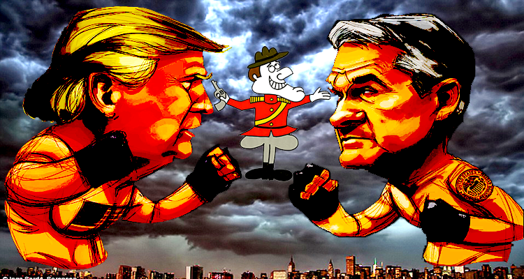 Fed's Constraint of the POTUS and 2020 Election - Financial Crisis Looming