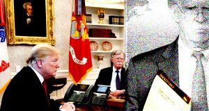 The Bell Tolls for Bolton the Ideologue vs. POTUS the Dealmaker