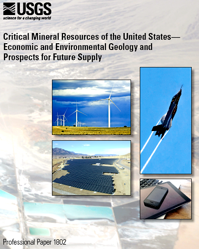 USGS Report 1802 - Critical Mineral Resources of the United States