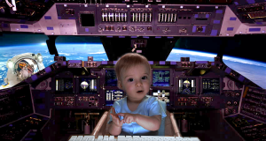 Virgin E-Trade Baby Goes Galactic on Space Tourism IPO