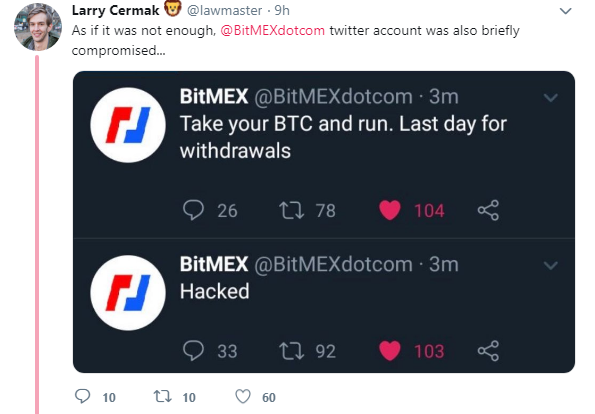 BitMEX Accident: Mass Email Leak Raises Concerns Over Data Privacy in the Crypto Exchange Industry