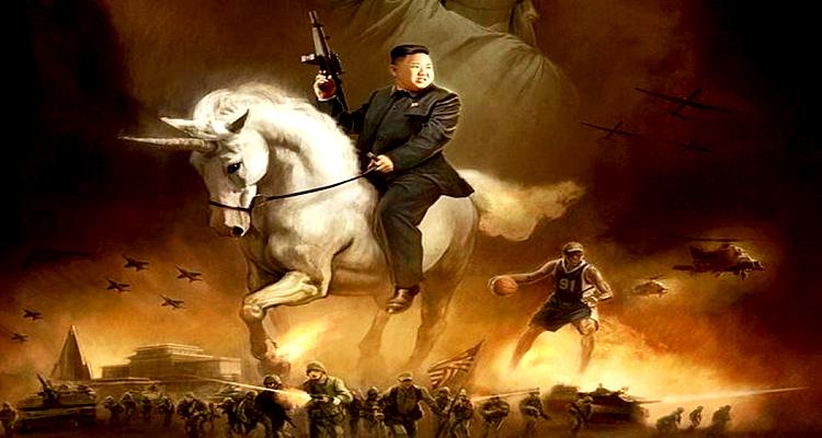 Kim Jung-un Drops Gangnam for Gang Man Style