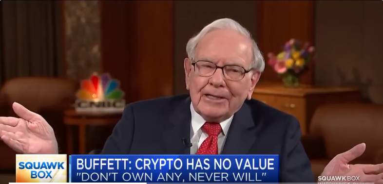 Warren Buffett Doesn't Want Any Bitcoin… More for the Rest of Us!