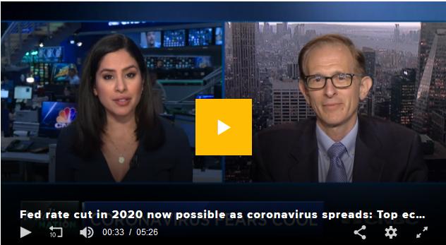 Benn Steil at CFR on Trading Nation on Fed and Coronavirus