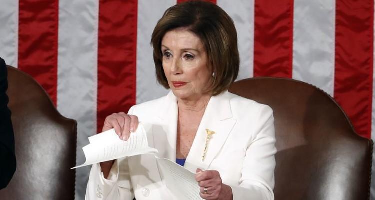 Nancy Pelosi Gave Trump Four More Years