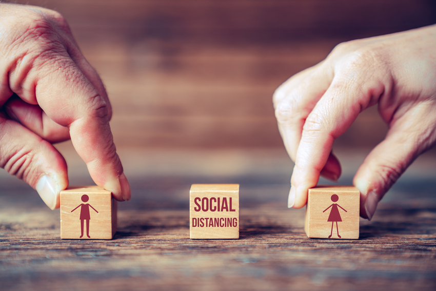 Socially Distance Yourself from the Fed and Mainstream Stock-market Analysts