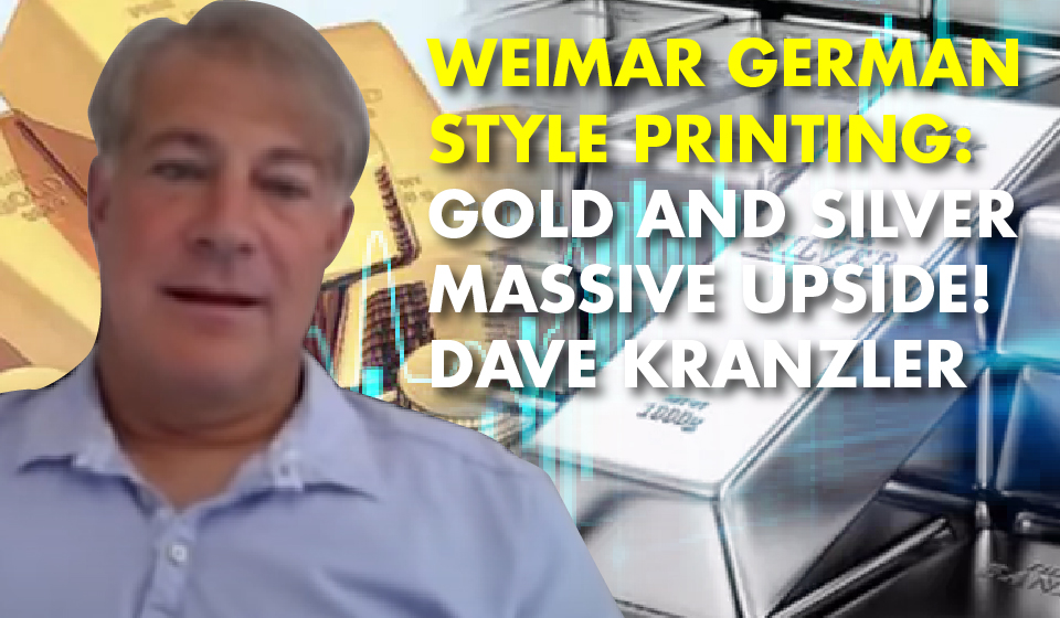 Weimar German Style Printing: Gold and Silver MASSIVE Upside! – Dave Kranzler
