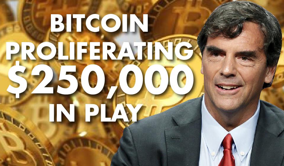 Bitcoin Proliferating, $250,000 In Play – Timothy Draper