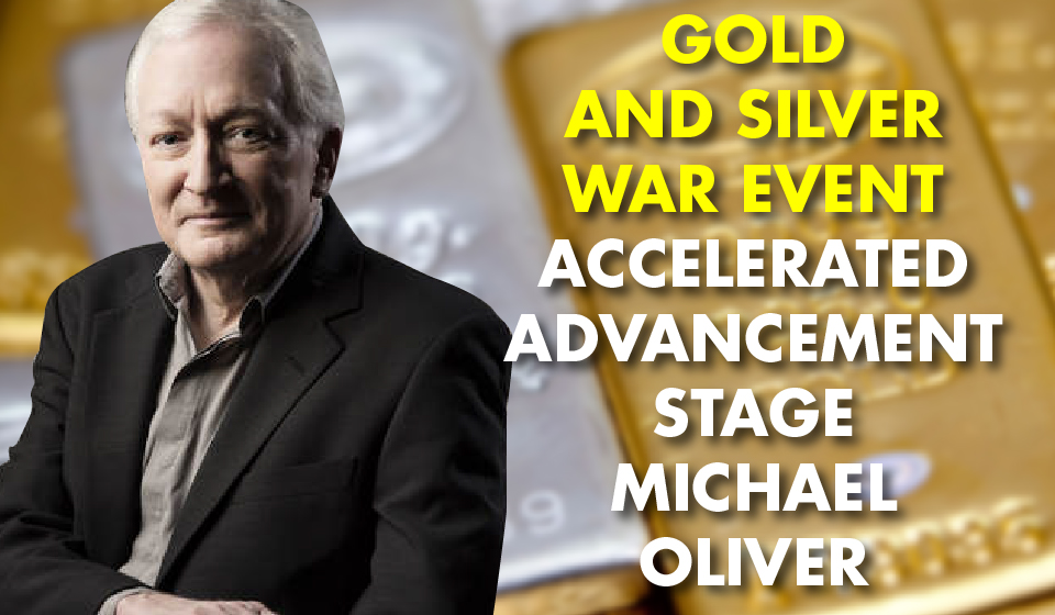 Gold and Silver War Event -Accelerated Advancement Stage – Michael Oliver