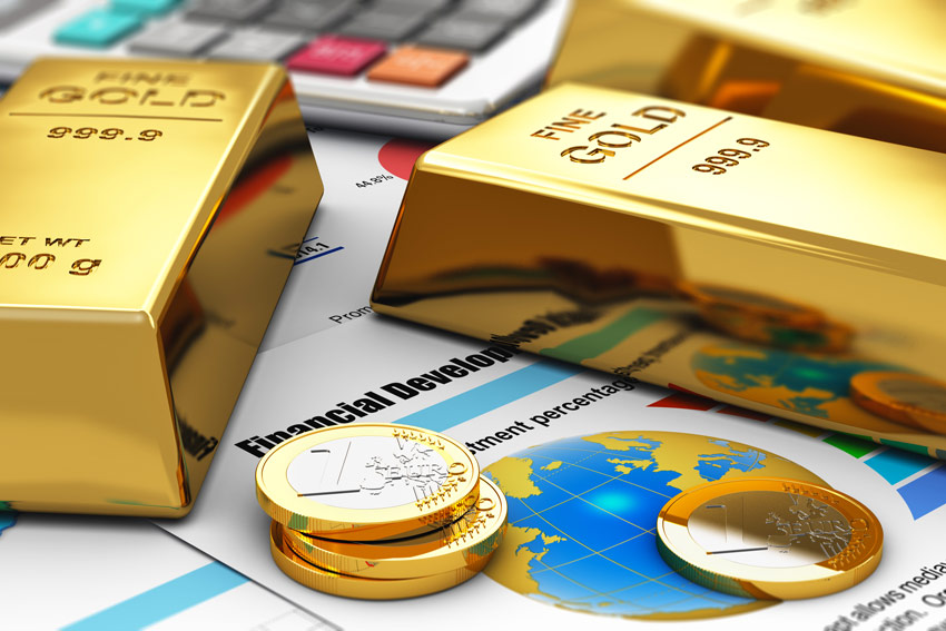 High-Grade Play on Gold