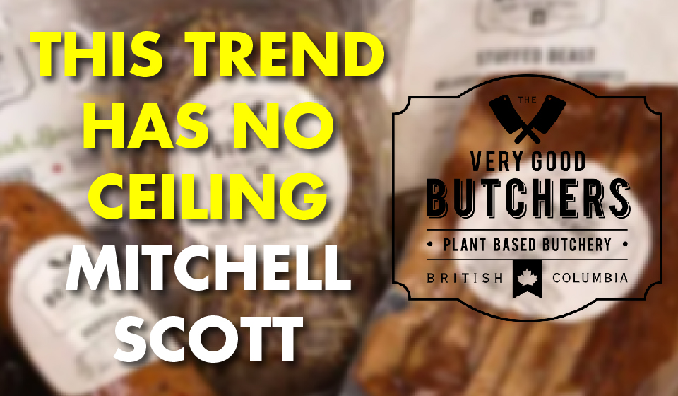 This Trend Has No CEILING – Mitchell Scott