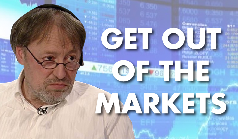 """Charles Nenner: """"Get Out of the Markets"""""""