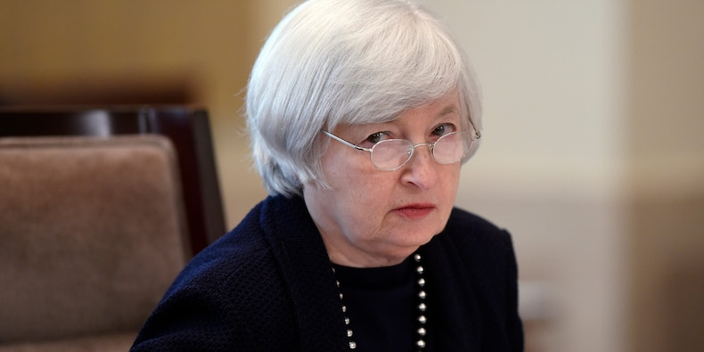 Yellen's Back. Welcome to Obama 2.0