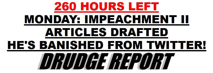 Drudge Headline Jan. 9, 2021