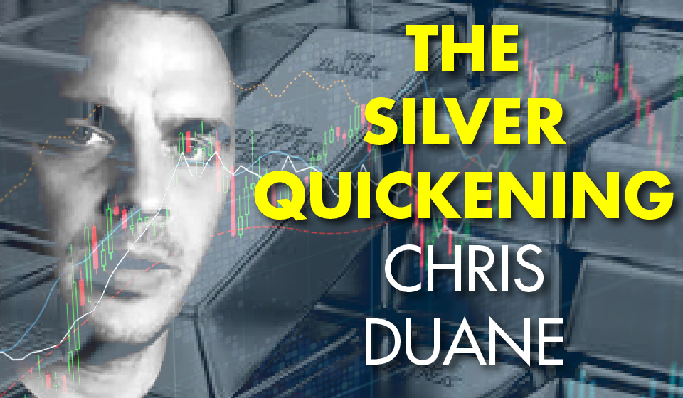 The Silver Quickening – Chris Duane