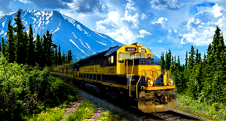 A Railroad Megamerger and the Alaska-Alberta Rail Project