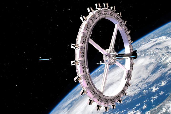 Voyager Space Station - VSS