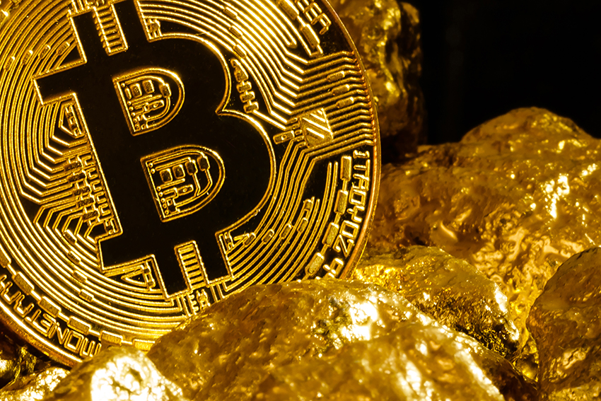Paul Tudor Jones Recommends Buying Gold and Cryptocurrency