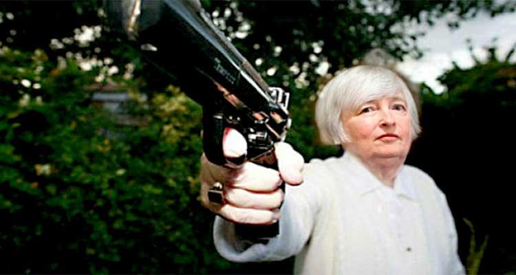 Yellen Pleads to Obliterate a U.S. Debt Ceiling Mandate