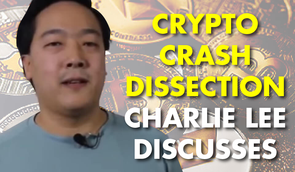 Crypto Crash Dissection – Charlie Lee Discusses