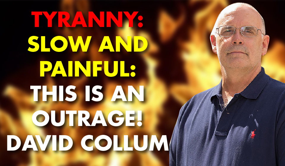 Tyranny: Slow and Painful: This is an Outrage! – David Collum