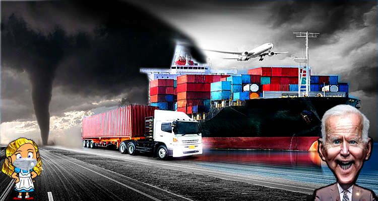 WARNING: Supply Chain Crisis Will Not End Anytime Soon – Part 2